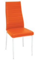 Стул С14 оранжевый