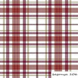 Ткань для штор Begonya 106