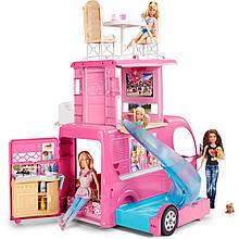 Фургон для путешествий Барби CJT42