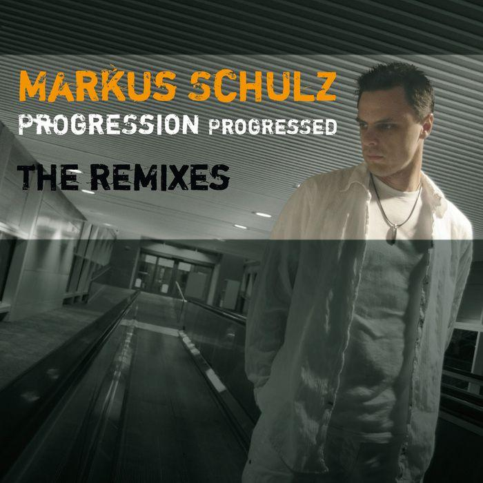 CD-Диск Markus Schulz - Progression