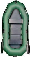 B-280P гребная трехместная надувная лодка BARK