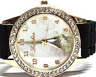 Часы на силиконовом ремешке 106