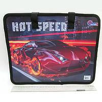 "Сумка с ручками ""Hot Speed"", 26х32 см"