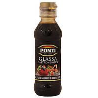 Соус-крем бальзамический Ponti Glassa