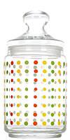 Color Art банка для сыпучих 1 л Luminarc L9969