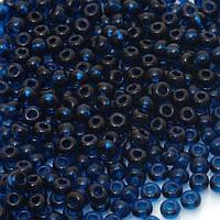 Бисер №10 Preciosa (Чехия), 60100, 10 грамм, Цвет: Синий