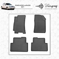 Автомобильные коврики Stingray Daewoo Lanos 1997-