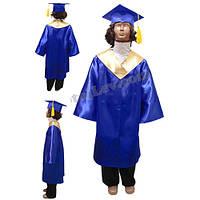 Детская мантия ученого рост 146