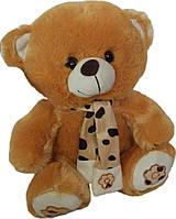 Мягкая игрушка «Плюшевый мишка Рики с шарфиком 50 см»