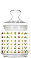 Club Color Art банка для сыпучих 0,75 л Luminarc L9970
