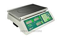 Весы торговые электронные Jadever JPL-N LED до 15 кг без стойки