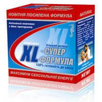 Комплекс XL - суперформула для повышения сексуальных функций, фото 1