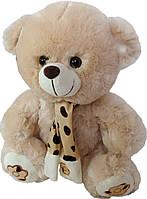 Мягкая игрушка «Плюшевый мишка Марк с шарфиком 50 см»