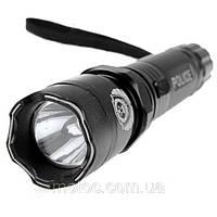 Шерхан 1101 POLICE оригинал, тактичский фонарь, шокер, электрошокер