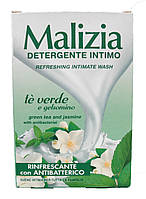 Malizia гель для интимной гигиены Зеленый чай и Жасмин (200 мл) Италия