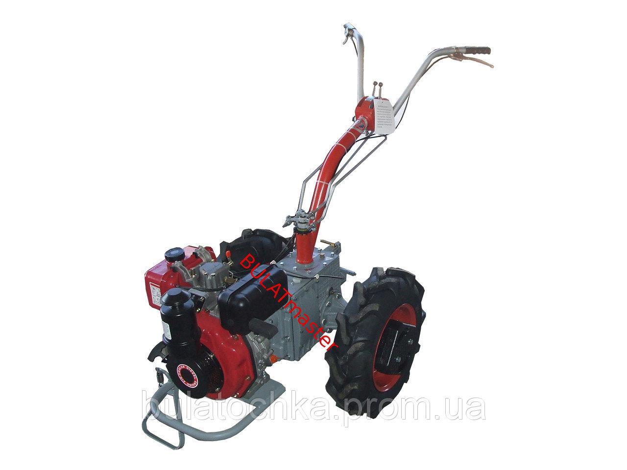 Мотоблок дизельный Мотор Сич МБ-6Д