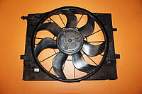 Вентилятор охлаждения радиатора Mercedes S C217/W222 / Maybach X222 Новый Оригинальный