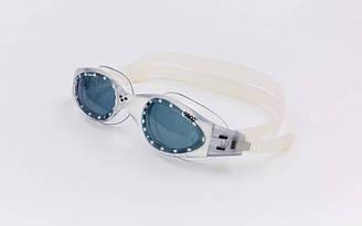 Очки для плавания детские Arena IMax JR ACS AR-92283(TPR, поликарбонат, силикон,цвета в ассорт)