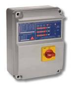 Пульты управления для 3 насосов с функцией попеременной работы и защитой по потребляемому току TRIPLEX , Fourg