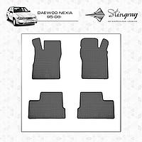 Автомобильные коврики Stingray Daewoo Nexia 1995-
