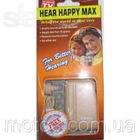 Карманный усилитель слуха hear happy max. Слуховой аппарат