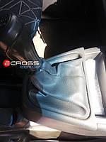 Пластик ручки мкпп б.у., 735461321, 7591T7, Citroen Nemo, Peugeot Bipper, Fiat Fiorino 2008-