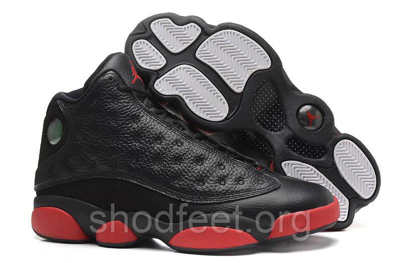 Мужские баскетбольные кроссовки Air Jordan 13 Retro Gum Red