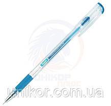 "Гелева ручка ""Student"", erasable gel, пиши-стирай, 0,5 мм, стрижень синій. AXENT"