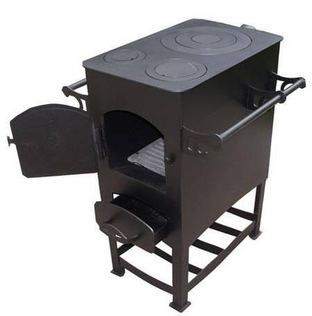Варочная печь Кормилица, фото 2