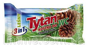 Запаска для унітазу Tytan лісова свіжість 40 г