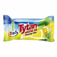 Запаска для унитаза Tytan лимонная свежесть 40 г