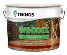 WOODEX WOOD OIL 9л - Масло для дерева, фото 2
