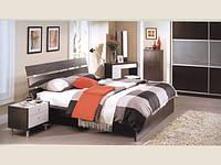 Кровать двухспальная, 200х180см