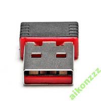USB Wifi b/g/n mini 150Mbps прием и раздача LAN
