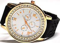 Часы на силиконовом ремешке 115