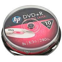 Диск HP DVD-R (4.7Gb, 16x, Shrink 50) 1pcs