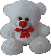 Мягкая игрушка «Плюшевый мишка Тоша с бантиком 40 см»