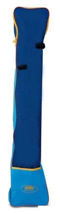 Чехол Lineaeffe для 2 удилищ с катушками+наружный карман для 2х  135х25см