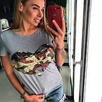 купить женскую футболку