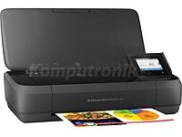 Принтер струйный портативный HP Officejet 252 Mobile фотопринтер, Wi-Fi