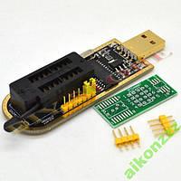 Программатор CH341A Gold SPI FLASH EEPROM