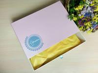 Подарочные коробочки и сертификаты