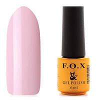 Гель-лак F.O.X  6 мл pigment №066 (бледно-розовый), фото 1