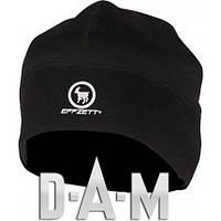 Шапка DAM Effzett Polartec Fleece цвет-черный
