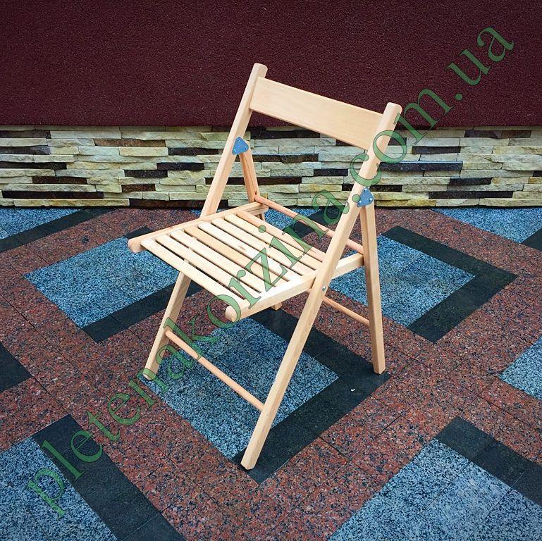 Складной стул из дерева Арт.771