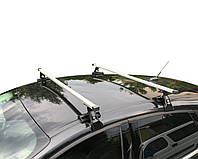 Багажник Шкода Октавиа / Skoda Octavia 2006- за дверной проем Lux