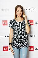 Стильная модная женская футболка (вискоза)