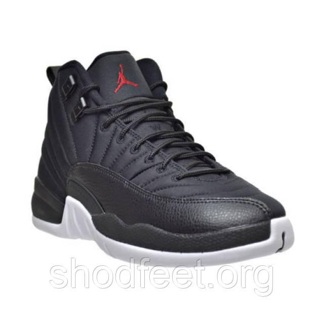 Мужские баскетбольные кроссовки  Air Jordan 12 Retro Nylon