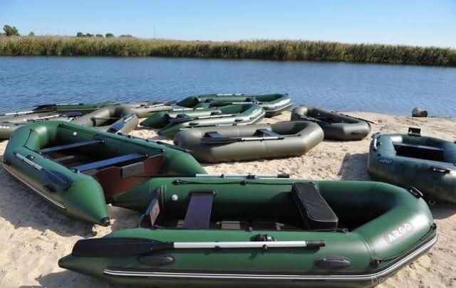 Гребные надувные лодки BARK