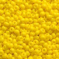 Бисер №10 Preciosa (Чехия), 83110, 10 грамм, Цвет: Жёлтый